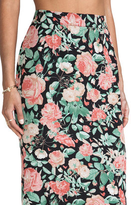 Lovers + Friends Honey Maxi Skirt