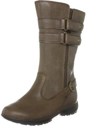 Geox Junior J Peggy St. S Dark Brown Classic Boot J13A6S5443C6006 12.5 Child UK