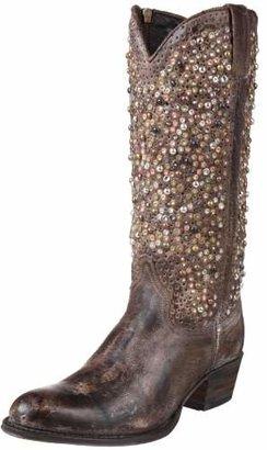 Frye Women's Deborah Studded Side-Zip Boot