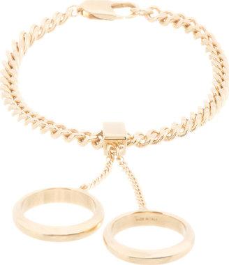 Chloé Gold Pendant Rings Carly Bracelet