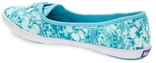 Keds 'Teacup Floral' Slip-On (Women)