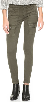 Joie So Real Skinny Jeans $198 thestylecure.com