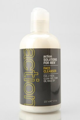 UO Action Solutions For Men Citrus Facial Cleanser