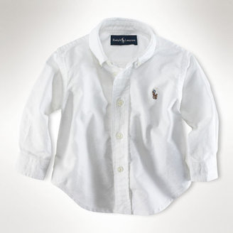 Ralph Lauren Boy Blake Oxford