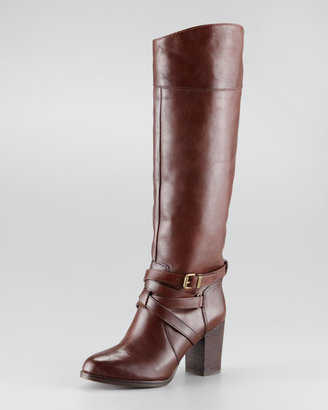 7 For All Mankind Serita Strappy Knee Boot
