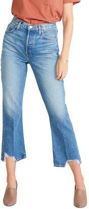 ÉTICA Josie High-Rise Crop Jeans