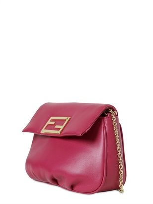 Fendi The Fendista Soft Leather Shoulder Bag