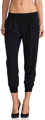 Joie Mariner Cropped Pant $164 thestylecure.com