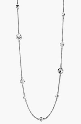 Women's John Hardy 'Dot' Long Station Necklace $995 thestylecure.com