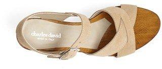 Charles David 'Wonder' Sandal