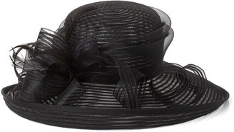 Black Crin Braid Hat