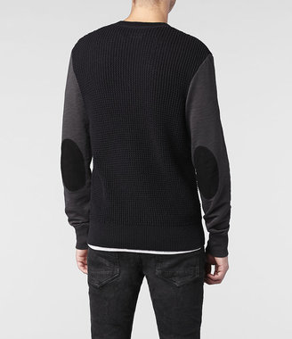 AllSaints Mather Crew Sweater
