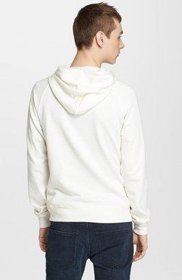 BLK DNM 'Sweatshirt 3' Zip Hoodie