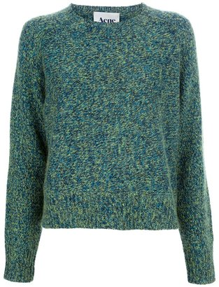 Acne 'Ruth Twist' Sweater