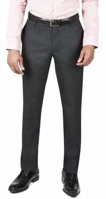 Kenneth Cole Reaction Slim-Fit Two-Tone Pants