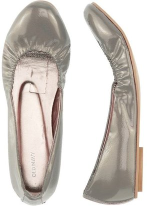 Old Navy Women's Patent Ballet Flats