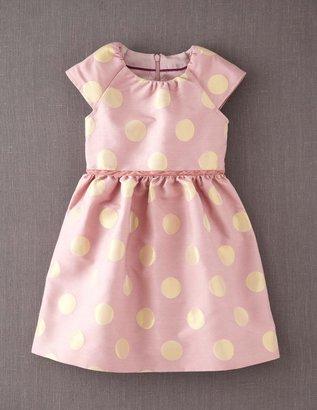 Boden Brocade Party Dress