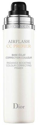 Dior 'Airflash - Cc Primer' Radiance Boosting Color Correcting Primer - No Color $50 thestylecure.com