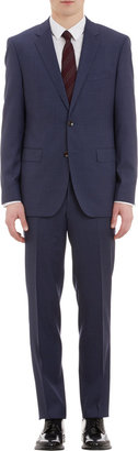 HUGO BOSS Birdseye Two-Button Suit