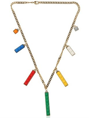 Les Petits Joueurs Rainbow Necklace