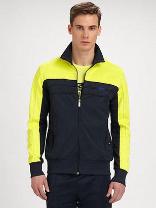HUGO BOSS Boss Green Skaz Zip-Front Jacket
