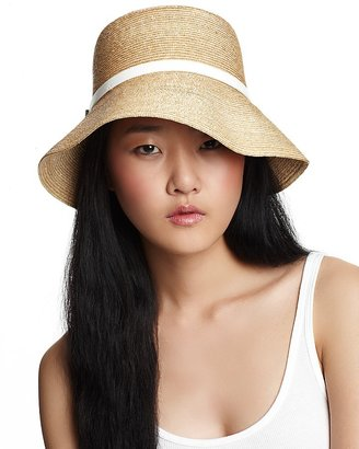 "Burberry Rosie"" Straw Hat"