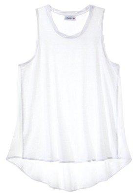 3.1 Phillip Lim for Target® Sheer Back Tank -White