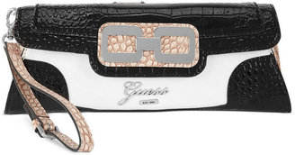 GUESS Wristlet, Mikelle Clutch