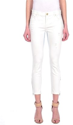 Blank NYC Intro Capri with Zipper