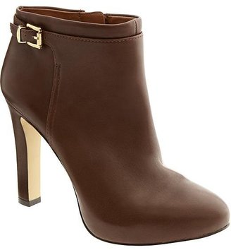 Banana Republic Trinna Ankle Bootie