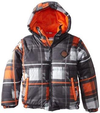 Big Chill Big Boys' PP Puffer Jacket