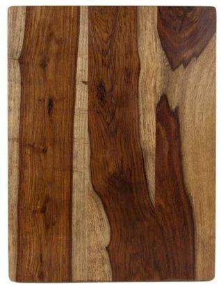 """Architec Gripper Gourmet Wood 10"""" x 15"""" Cutting Board"""
