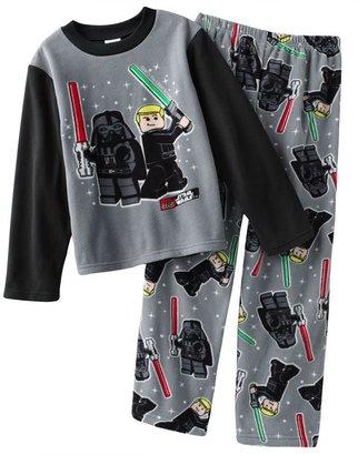Star Wars Lego let's rumble fleece pajama set - boys 4-10