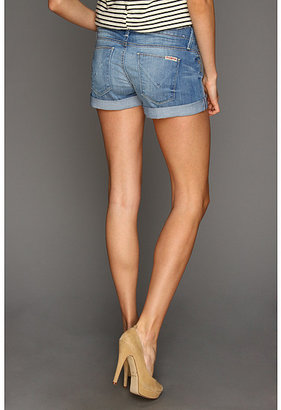 Hudson Liza Double Cuff Short in Kiedis