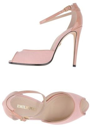 Emilio Pucci High-heeled sandals