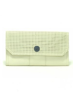 Linea Pelle Addison Tri Fold Wallet