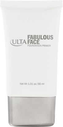 ULTA Fabulous Face Foundation Primer $12.50 thestylecure.com