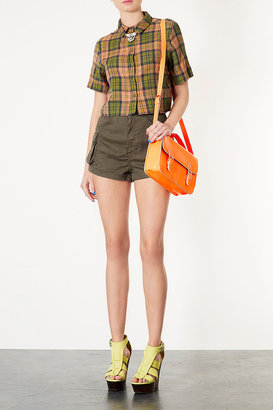 Topshop Utility Style Casual Short