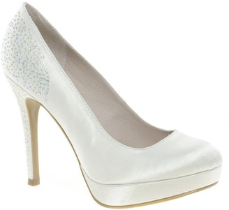 New Look Propose Bridal Court Shoes