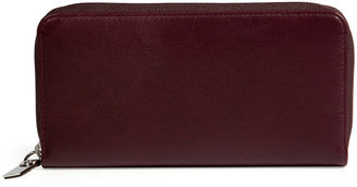 Maison Martin Margiela Leather Zip-Around Wallet