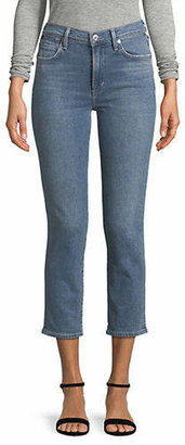 Citizens of Humanity Cara High-Rise Cigarette Jeans