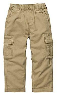 Osh Kosh Khaki Cargo Pants - Boys 2t-5t