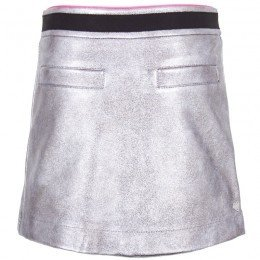 Juicy Couture Silver Skirt