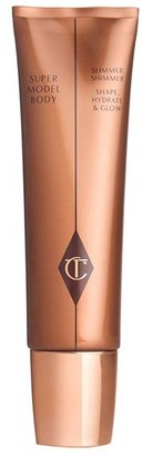 Charlotte Tilbury 'Supermodel Body' Slimmer Shimmer Shape, Hydrate & Glow $65 thestylecure.com