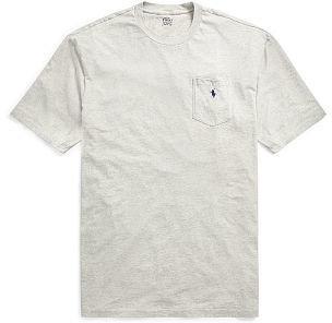 Polo Ralph Lauren Big & Tall Classic-Fit Pocket T-Shirt