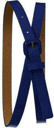 Old Navy Women's Skinny Faux-Patent Belts