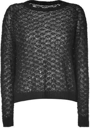 Theyskens' Theory Theyskens Theory Black Konzo Sweater