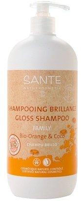 Sante Gloss Shampoo Bio Orange & Coconut