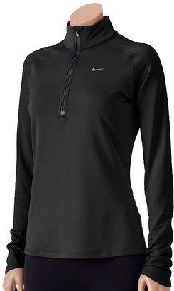 Nike sprinter 1/2-zip performance running top