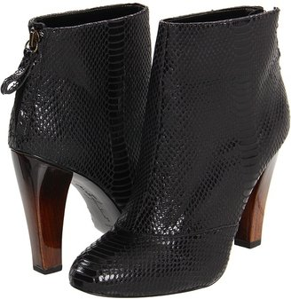 7 For All Mankind Vicky (Black) - Footwear